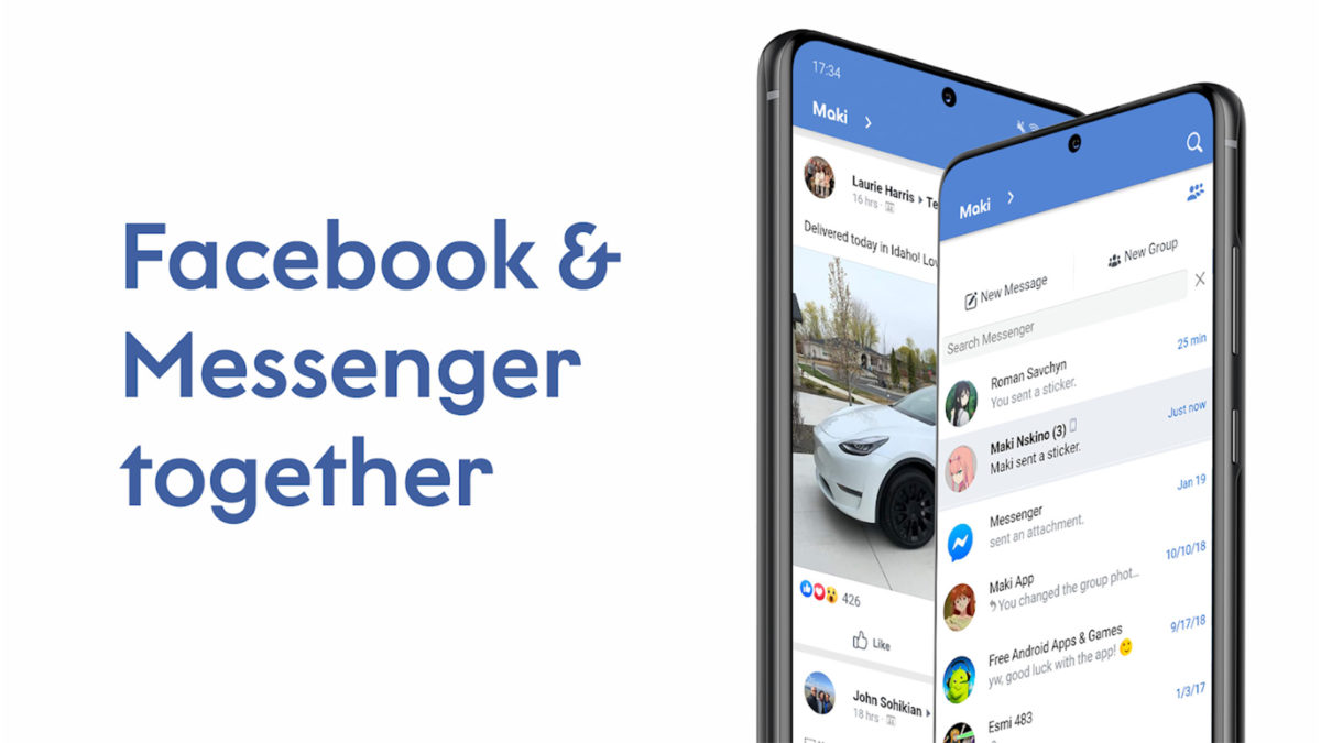 facebook app alternative android