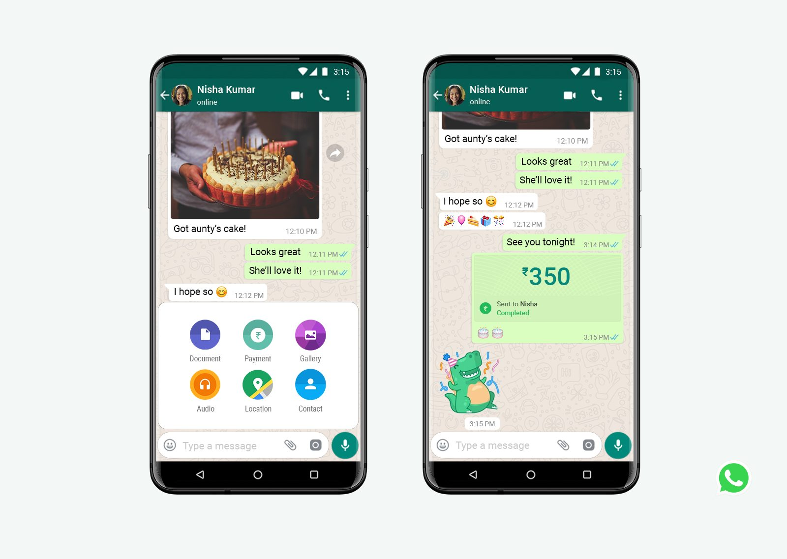 Whatsapp Payment Service in India