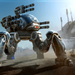 walking war robots mod