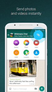 WhatsApp Blue Apk Download [Hide Blue Tick & Read Deleted Messages] 2